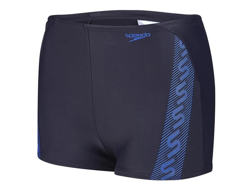 speedo monogram aquashort jungen badehose endurance10. Black Bedroom Furniture Sets. Home Design Ideas
