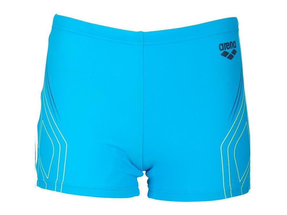 arena caraiva jungen badehose short 22 cm 152 turquoise. Black Bedroom Furniture Sets. Home Design Ideas