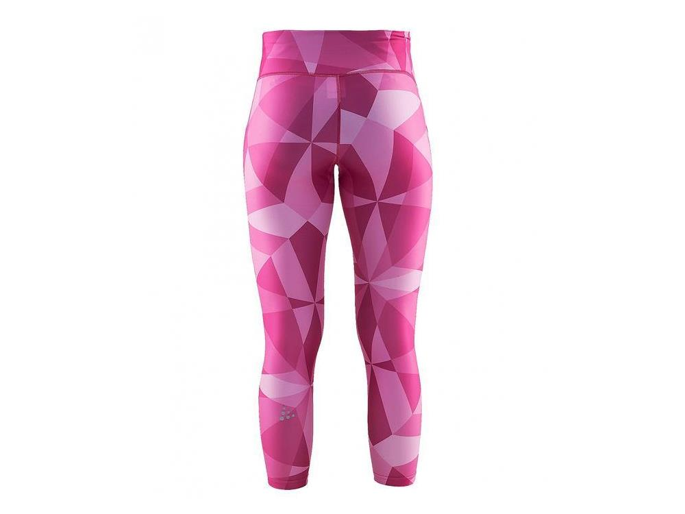 b6ef47366 Craft Pure Print Women Tight - L geo pop shine