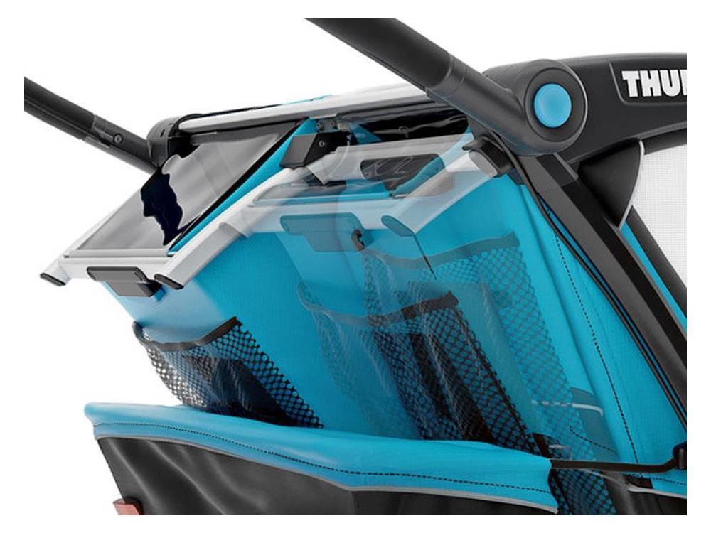 Chariot Sport 2 Kinderanhänger - blue