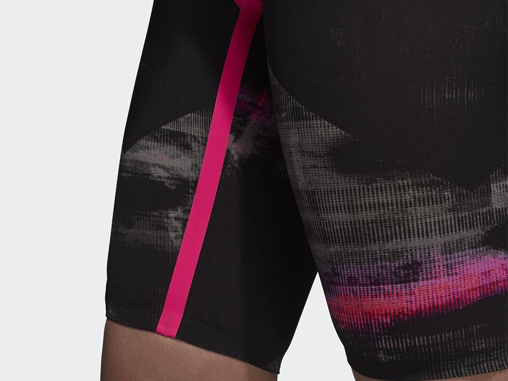 b33f91d02a4de Adidas Adizero XVIII Freestyle Wettkampfanzug Open Back - 32 black shock  pink