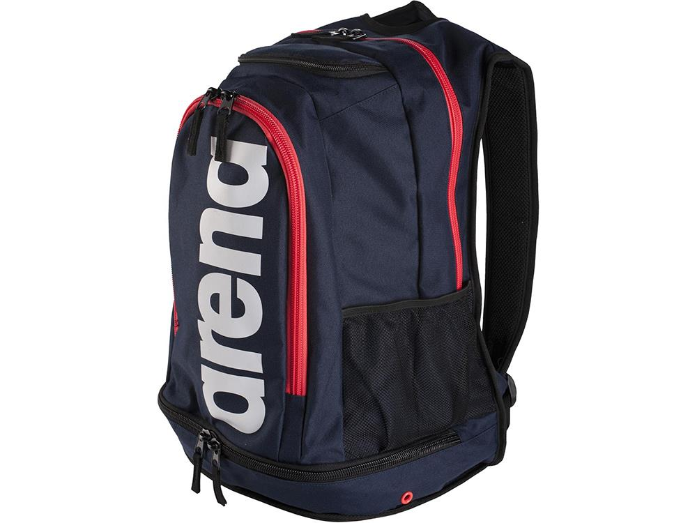 Arena Fastpack Core Rucksack 37x25x50 cm - navy/red/white