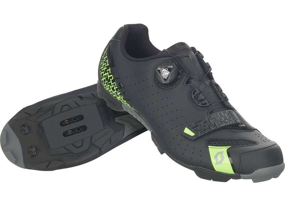 Scott MTB Comp Boa Rennrad Schuh - 40 matt black/silver