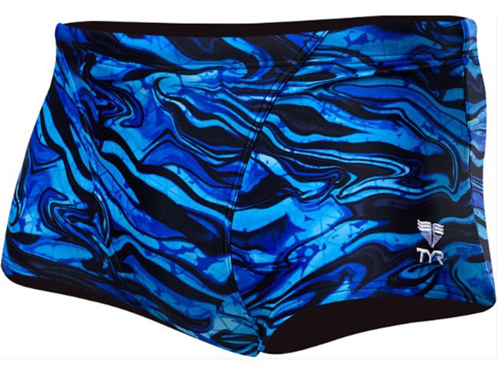 362e292f8 TYR Miramar All Over Trunk Badehose blue - 7