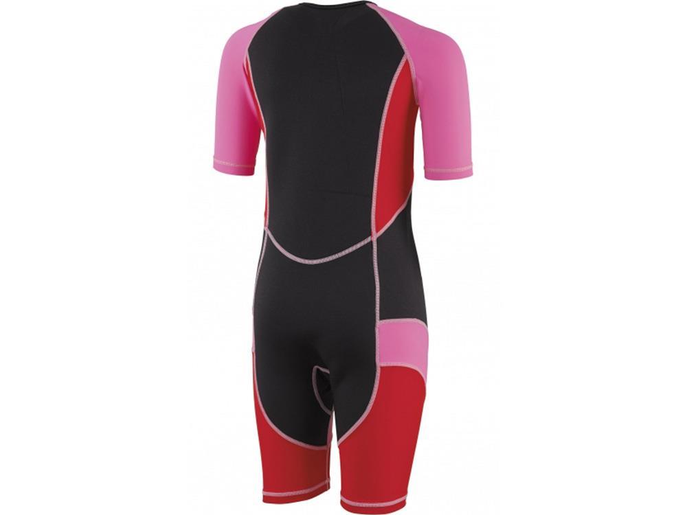 3bd35eb648599 Beco Sealife Shorty Kinder Neoprenanzug - 128 pink
