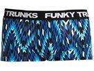 Funky Trunks Razor Blast Mens Underwear Trunks - L