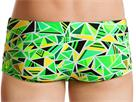Funky Trunks Fluro Fracture Mens Badehose Classic Trunks - M