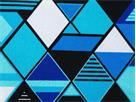 Funkita Blue Steel Girls Badeanzug Diamond Back - 152 (10)