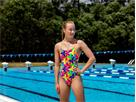 Funkita The Joker Girls Badeanzug Diamond Back - 164 (12)