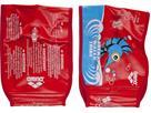 Arena AWT Soft Armband Schwimmhilfe punk red - 3Y/6Y (18-30kg)