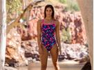 Funkita Fuse Bomb Ladies Badeanzug Single Strap - 40 (14)