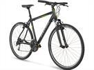 Stevens 3X Gent Crossrad - 48 velvet black