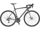 Scott Addict 10 Disc Rennrad - 56/L grey metallic/tone grey