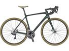 Scott Addict 10 Disc Rennrad - 61/XXL kelp green/champagne