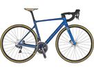 Scott Addict RC 30  Disc Rennrad - 52/S blue fading/chandon beige