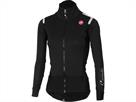 Castelli Alpha Ros Light Jacket W Damen Jacke - XL light black/black
