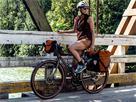 Ortlieb Back-RollerFree Fahrradtasche - rust/black