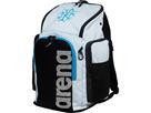 Arena Bishamon Team Backpack 45 Rucksack white/turquoise