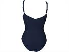 Arena Bodylift Opal Badeanzug Wing Back, Classic Bra C-Cup - 42 navy