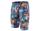 Speedo Boom Funk Flipturns  Jammer Badehose Endurance+ - 2 green/blue