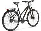 Stevens Boulevard Luxe Lady Cityrad - 50 stealth black