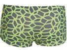 Arena Carbonics Short Badehose Low Waist - 3 shadow/leaf