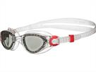 Arena Cruiser Soft Schwimmbrille - clear-fluo red/smoke