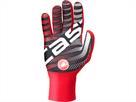 Castelli Diluvio C Glove Handschuhe - L/XL red