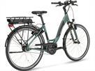 "Stevens E-Cito 28"" Forma Elektrorad - 56 grey green"