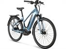 Stevens E-Courier Luxe Lady Elektrorad - 50 mineral grey