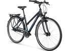 Stevens Elegance Lady Citybike - 54 deep blue