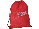Speedo Equipment Mesh Bag Tasche - red