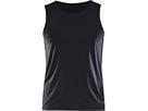 Craft Essential Singlet Herren Laufshirt - M black