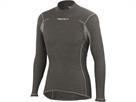 Castelli Flanders Warm LS Unterhemd Langarm - XXL grey