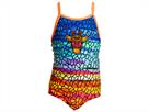 Funkita Scorching Hot Toddler Girls Badeanzug - 128 (6)