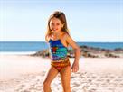 Funkita Scorching Hot Toddler Girls Badeanzug - 116 (5)