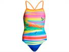 Funkita Pina Colada Girls Badeanzug Tie Me Tight - 176 (14)