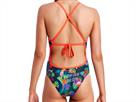 Funkita Tropic Tag Ladies Badeanzug Tie Me Tight - 38 (12)