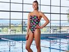 Funkita Palm Drive Ladies Badeanzug Tie Me Tight - 38 (12)