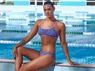 Funkita Huntsman Ladies Schwimmbikini Cross Back Tie Top + Hipster Brief - 40 (14)