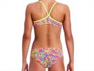 Funkita Bound Up Girls Schwimmbikini Racerback - 140 (8)