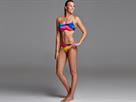 Funkita Cumulus Ladies Schwimmbikini Sports Top + Sports Brief - 34 (8)