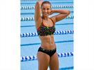 Funkita Night Swim Ladies Schwimmbikini Sports Top + Sports Brief - 40 (14)