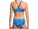 Funkita Strike it Lucky Ladies Schwimmbikini Sports Top + Sports Brief - 40 (14)
