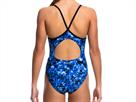 Funkita Predator Freeze Girls Badeanzug Diamond Back - 164 (12)