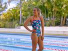 Funkita Split  Scene Ladies Badeanzug Diamond Back - 40 (14)