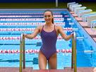 Funkita Miss Freckle Ladies Badeanzug Diamond Back - 34 (8)