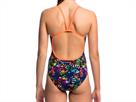 Funkita Hands Off Ladies Badeanzug Single Strap - 38 (12)