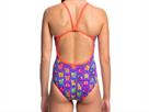 Funkita Pooch Party Ladies Badeanzug Single Strap - 40 (14)
