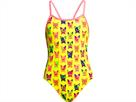 Funkita Hot Diggity Girls Badeanzug Single Strap - 176 (14)